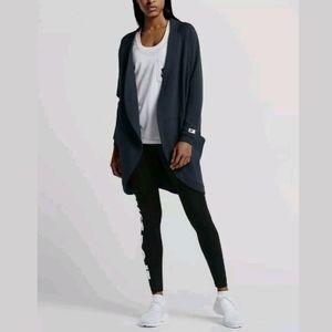 Nike Tech Modern Cardigan Sportswear Oversized Top